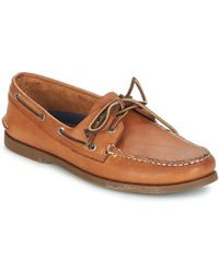 Sperry Top-Sider - A/o 2 Eye Boat Shoes - Lyst