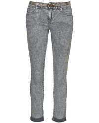 Best Mountain - Patagris Women's Cropped Trousers In Grey - Lyst
