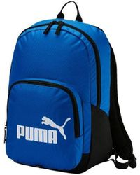 Puma Grade Backpack Men s Backpack In Blue in Blue for Men - Lyst 1b7f548ba6