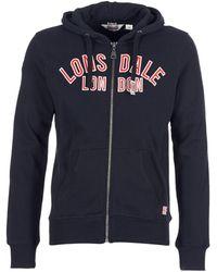 Lonsdale London - Camelford Men's Sweatshirt In Black - Lyst
