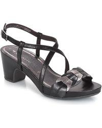 Tamaris - Bacapan Women's Sandals In Black - Lyst