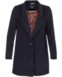 Maison Scotch - Finirs Women's Coat In Blue - Lyst