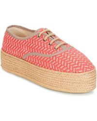 Betty London - Champiola Women's Espadrilles / Casual Shoes In Pink - Lyst