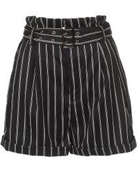 Moony Mood - Imate Women's Shorts In Black - Lyst
