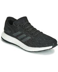 size 40 ba843 71812 adidas - Pureboost Men s Football Boots In Black - Lyst