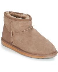 EMU - Stinger Micro Women's Mid Boots In Beige - Lyst