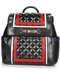 Love Moschino - Jc4016pp17 Women's Backpack In Multicolour - Lyst