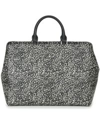 Vivienne Westwood - Leopard Women's Handbags In Grey - Lyst