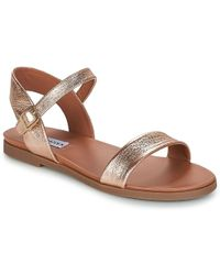 d14b756ad36 Steve Madden Word Women s Sandals In Pink in Pink - Lyst