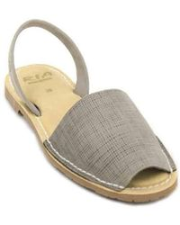 Ria Menorca - Rueda 27500 Women ́s Menorca Avarca Sandals Women's Sandals In Beige - Lyst