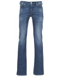 DIESEL - Zatiny Bootcut Jeans - Lyst