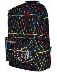 DC Shoes - Bunker Print Kvd7 Blk Women's Backpack In Multicolour - Lyst