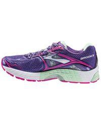 Brooks - Ravenna 5 Women's Running Trainers In Purple - Lyst