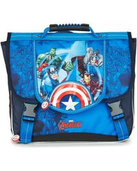 Disney - Avengers Cartable 38cm Boys's Briefcase In Blue - Lyst