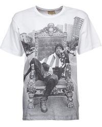 ELEVEN PARIS - Alsap M Men's T Shirt In White - Lyst