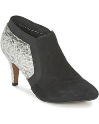 Lotus - Angelonia Women's Low Boots In Black - Lyst