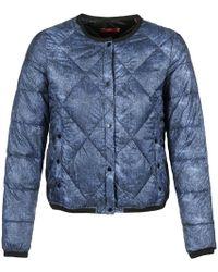 Esprit - Ojala Women's Jacket In Blue - Lyst
