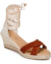 Betty London - Idile Women's Sandals In Brown - Lyst