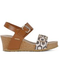 Mephisto - Lissandra Women's Sandals In Brown - Lyst