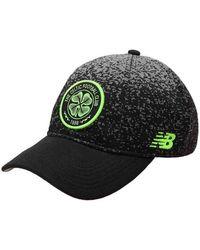 New Balance - 2018-2019 Celtic Elite Cap Women's Cap In Black - Lyst