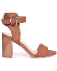 Linzi - Kerry Women's Sandals In Brown - Lyst