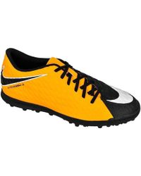 39b0c7c470 Nike - Hypervenomx Phade Iii Tf M Men's Sports Equipment In Yellow - Lyst