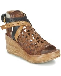 A.S.98 - Noa Women's Sandals In Brown - Lyst