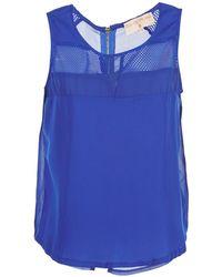 Moony Mood - Gualt Women's Blouse In Blue - Lyst