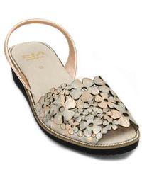Ria Menorca - Menorca 22507-2 Women's Avarcas Sandals Women's Sandals In Pink - Lyst