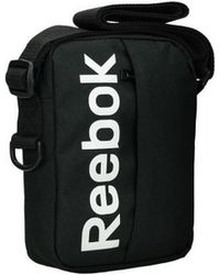 Reebok - City Bag Men's Pouch In Black - Lyst