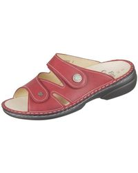 Finn Comfort - Torbole Pomodore Nube Women's Mules / Casual Shoes In Red - Lyst