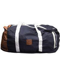 PUMA - Pack Away Barrel Bag Men's Travel Bag In Brown - Lyst