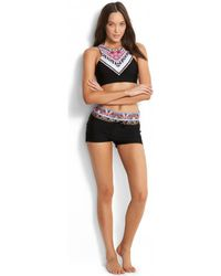 Seafolly - Sahara Nights Shorty Men's Shorts In Pink - Lyst