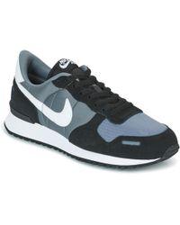 ab5b6b21da9c Nike Air Vortex Black Photo Blue Excl in Black for Men - Lyst