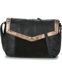Pieces   Pcisaura Women's Shoulder Bag In Black   Lyst