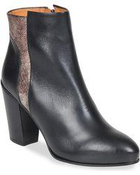 Emma Go - Bowie Women's Low Ankle Boots In Black - Lyst