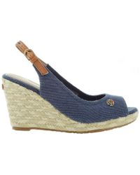 Wrangler - Brava Chan Wl171612 Women's Espadrilles / Casual Shoes In Multicolour - Lyst