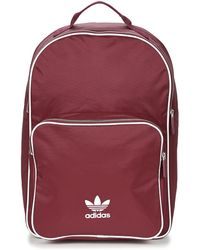 6724c24202 Adidas Originals Backpack In Red Ay7839 - Red for Men - Lyst