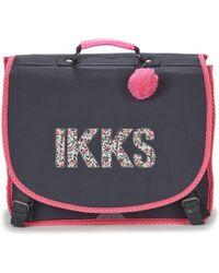 IKKS - Rock Cartable 41cm Girls's Briefcase In Black - Lyst