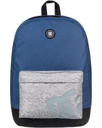 DC Shoes   Mochila Backstack 18.5l - Mochila Mediana Women's Backpack In Blue   Lyst
