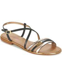 Les Tropéziennes Par M Belarbi - Balise Women's Sandals In Black - Lyst