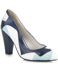 039235db4a Yull Shoes - Court Shoes Women's Court Shoes In Blue - Lyst