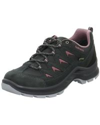 Lowa - Levante Gtx Lo Men's Shoes (trainers) In Grey - Lyst
