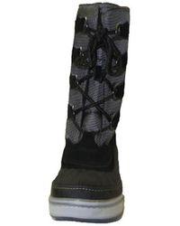Le Coq Sportif - Moonboot Minka Women's Snow Boots In Black - Lyst