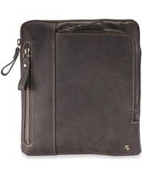 Visconti - - Men's Messenger Bag In Brown - Lyst