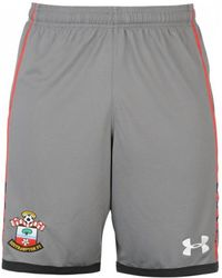 Under Armour - 2016-2017 Southampton Away Football Shorts (graphite) Women's Shorts In Grey - Lyst