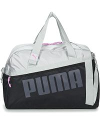 563de2bb79 PUMA - Danc Grip Bag Women s Sports Bag In Black - Lyst