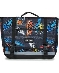 4b71d55fb41 Rip Curl - School Satchel Brush Stok Boys s Briefcase In Multicolour - Lyst
