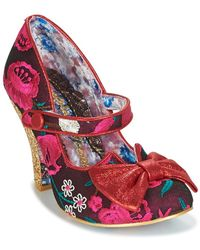 c4fed5578b5 Irregular Choice - Fancy This Women s Court Shoes In Pink - Lyst