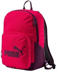 e5c2bb0e5c Puma Phase Backpack Men s Backpack In Multicolour in Blue for Men - Lyst